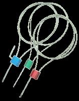 Малтилок Кэйбл Сил 2,5 с закруткой удлиненный трос
